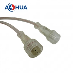 M12 2PIN PVC Waterproof connector