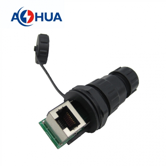 RJ45 Panel Waterproof Connector