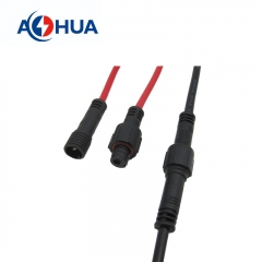 M10 1PIN PVC Waterproof connector