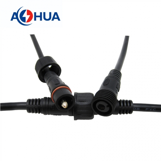 M14 1PIN PVC Waterproof connector