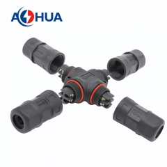 M23 4pin X Waterproof connector